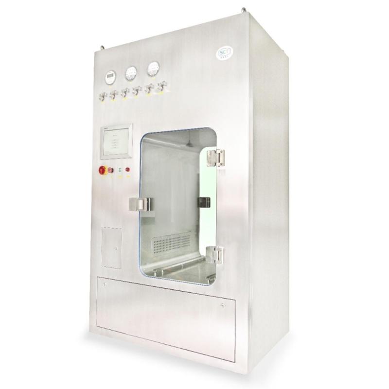 气化过氧化氢传递窗